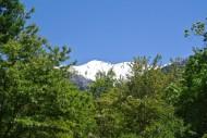 View of the Canigou